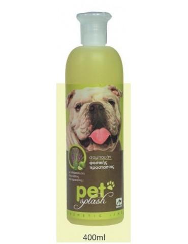 Σαμπουάν Pet Splash Φυσικής Προστασίας