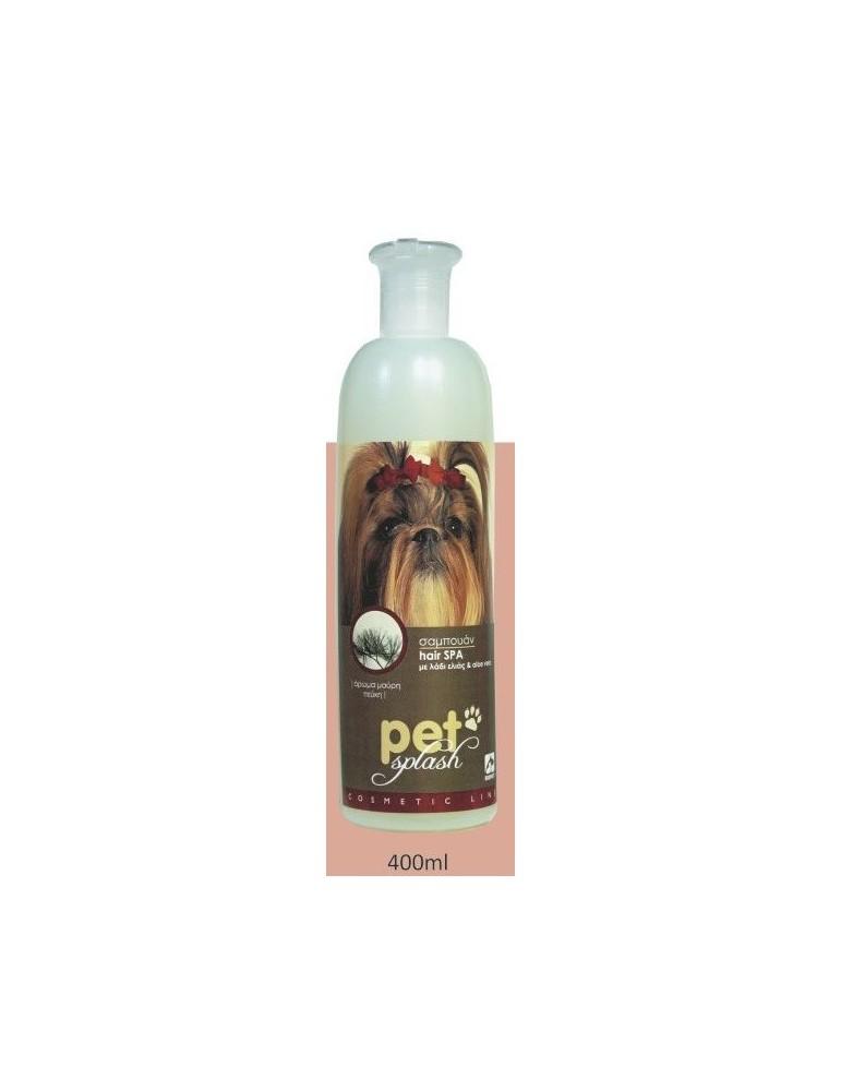 Pet Splash Hair Spa Shampoo