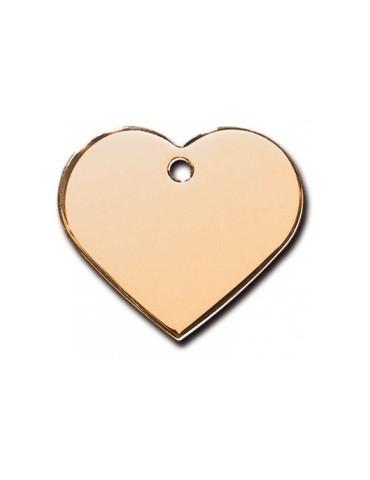 Ταυτότητα καρδιά χρυσή μεγάλη