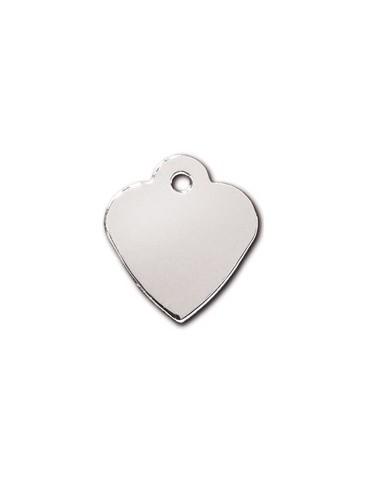 Heart ID Tag Small