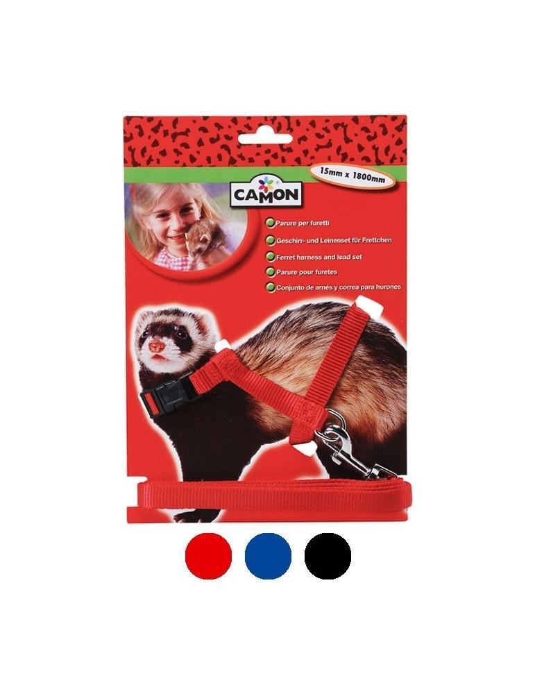 Set Leash/Harness for Ferrets