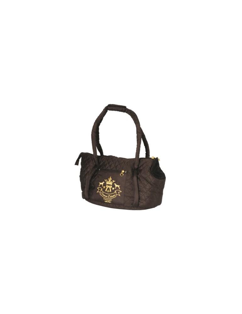 """Brown Transport Bag """"Deluxe"""""""