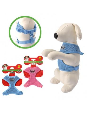 Light Pink Dog Harness