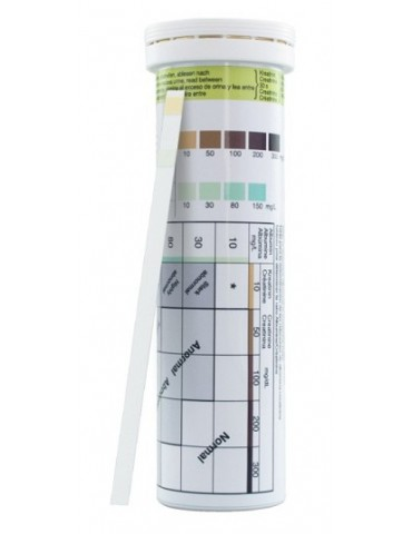 Στικ ούρου Medi-Test Μικροαλβουμίνης