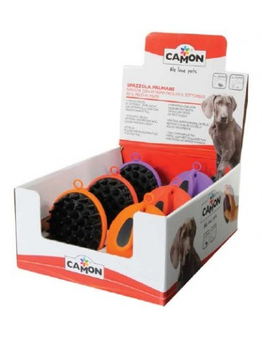 Hand Brush for Short-Haired Dogs