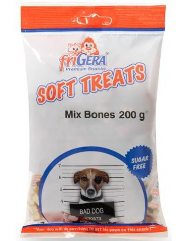 Softies Λιχουδιές Σκύλου 9 Mix Bones
