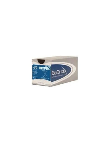 USP 0 - BIOPRO ½ circle  reverse cutting, 40mm