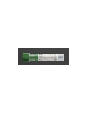 Blood Collection Tubes with K3 EDTA (12x56mm)