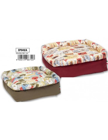 """POUF"" Bed"