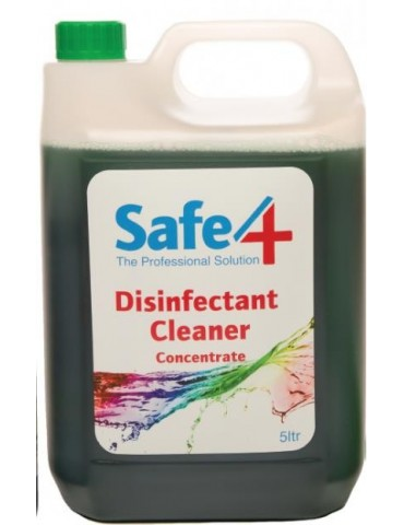 Safe4 Disinfectant Cleaner