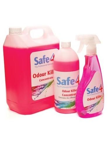Safe4 odour killer 5Lt