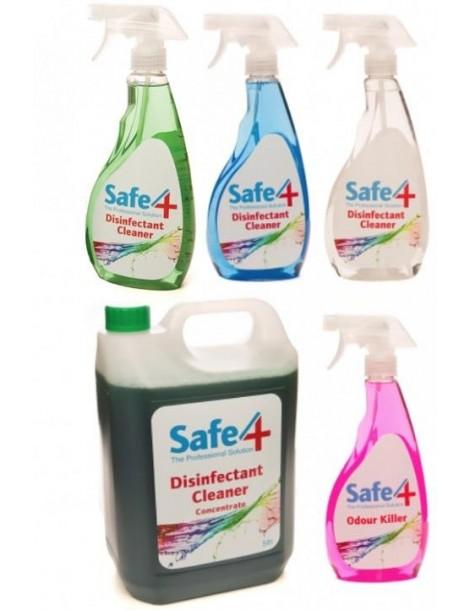Safe4 Promo Pack