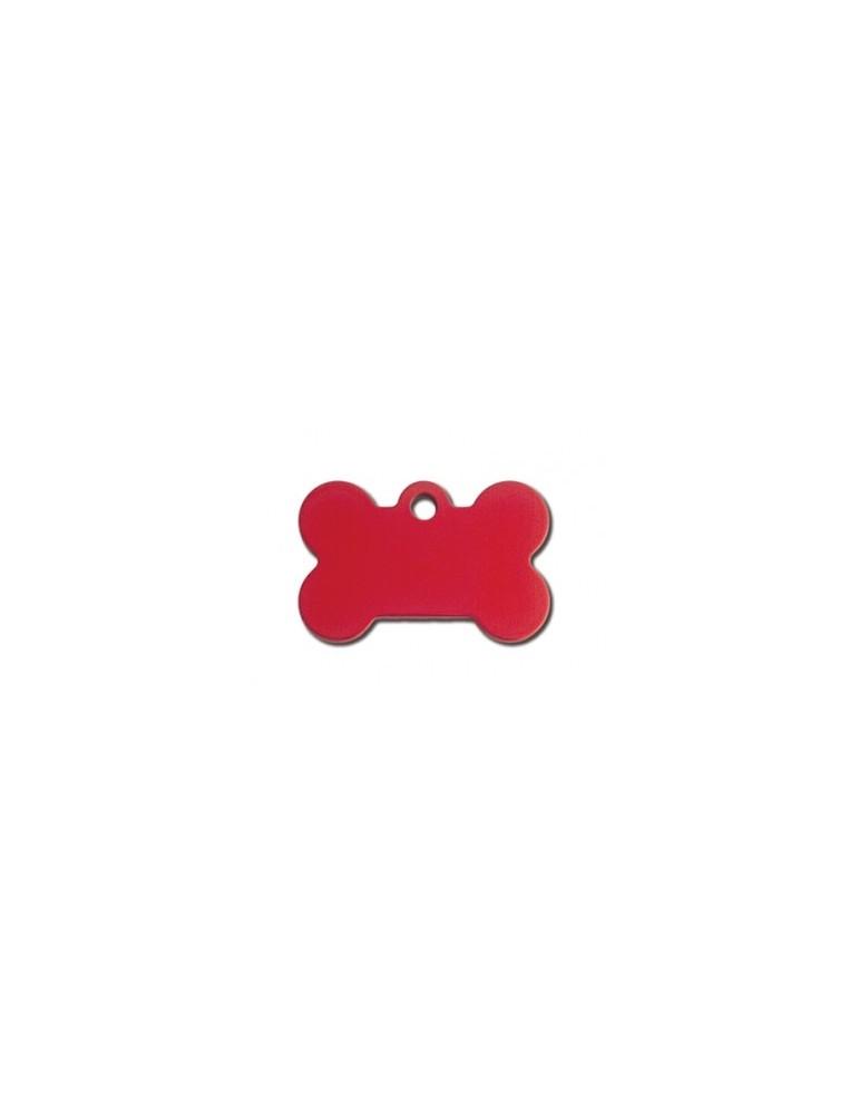 Ταυτότητα κόκκαλο κόκκινο μικρό