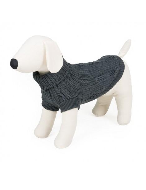 """Turtleneck Sweater """"Dark Grey"""""""