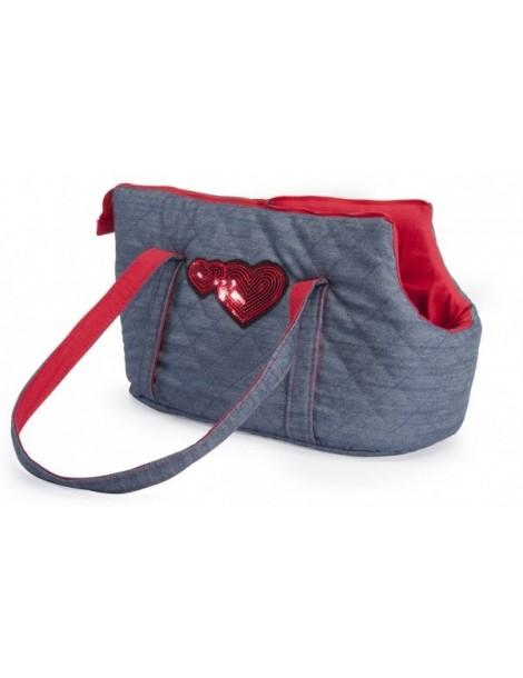 """""""Hearts"""" Transport Bag"""