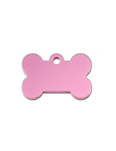 Ταυτότητα κόκκαλο ροζ παστέλ