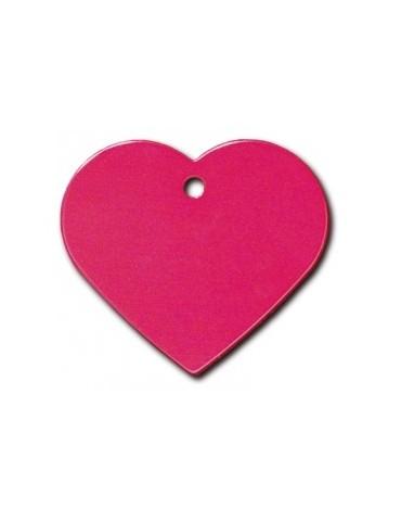 Ταυτότητα καρδιά μεγάλη κόκκινη