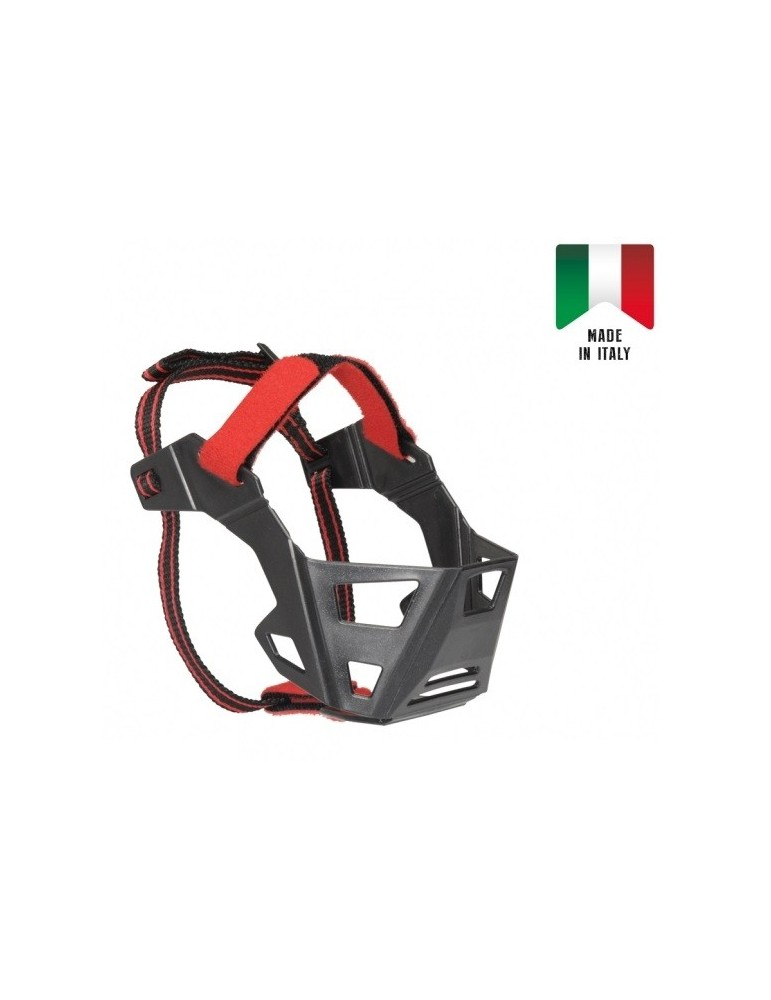 Adjustable muzzle suitable for French/English Bulldog Puppies