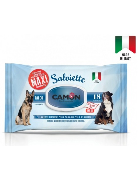 Maxi Talc Cleaning Wipes