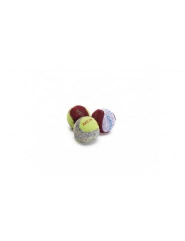 Jute tennis balls