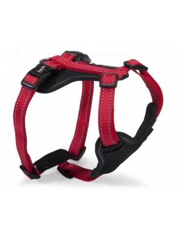 Reflective 5-ways adjustable neoprene harness