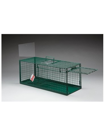EeziCatch Cat Trap Solid Floor