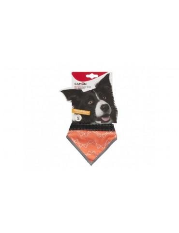 Adjustable bandana collar