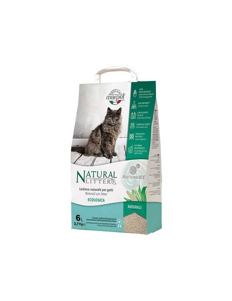 """Equilibriavet"" Natural Litter"