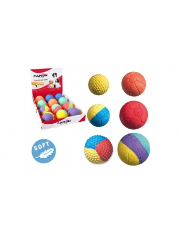 """Display box for """"Soft"""" rubber balls"""