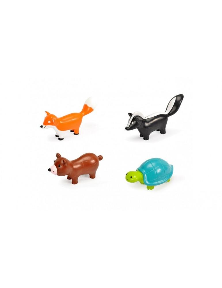 Παιχνίδια Λατέξ-Ζώα Του Δάσους