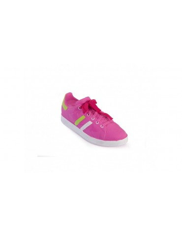 Latex toy with wadding and squaker - Women's sports shoe