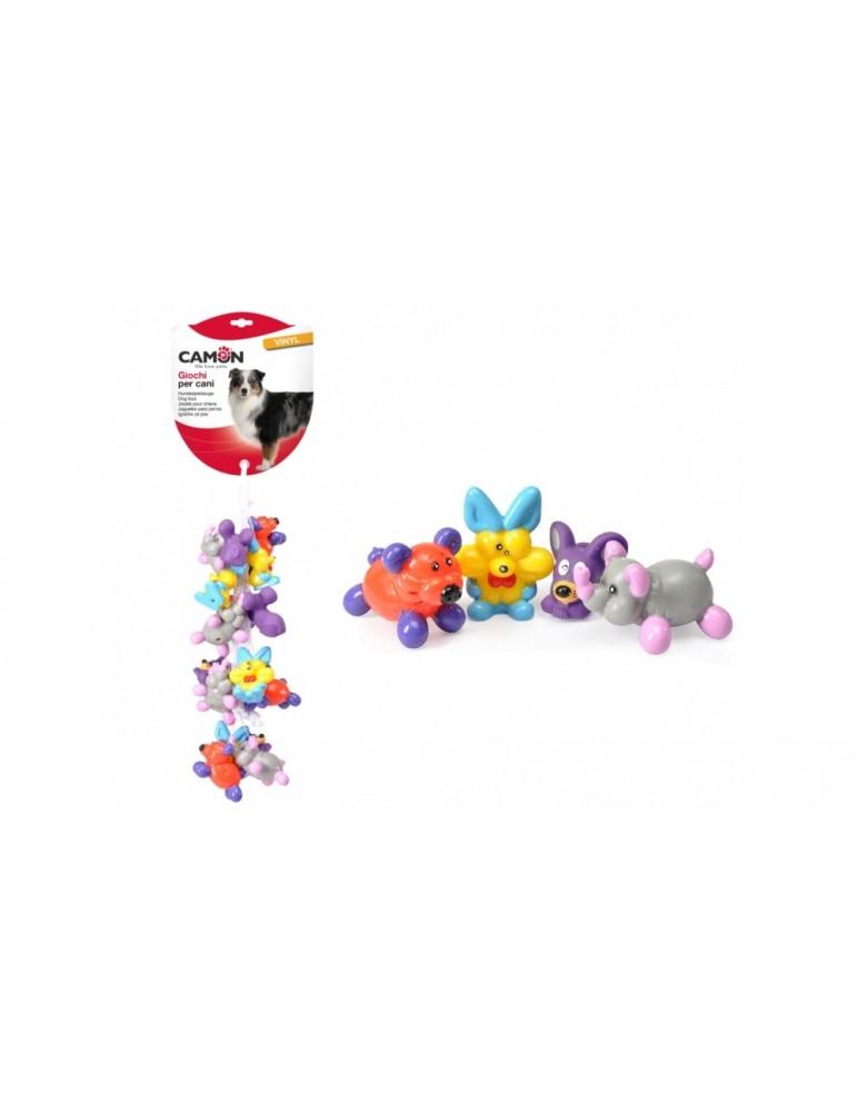 Small vinyl animals