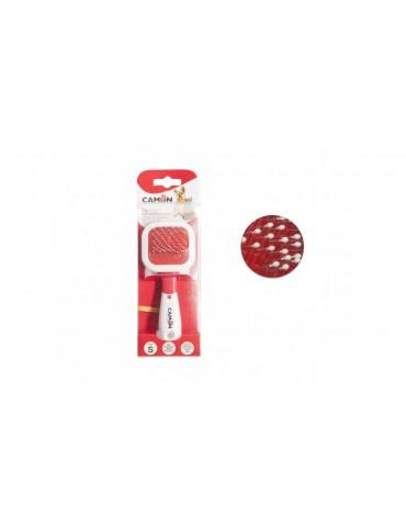 Slicker Brush With Rotating Head