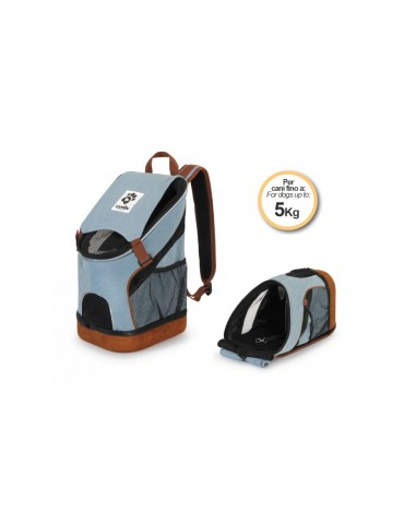 "Backpack Carrier ""Denim"""