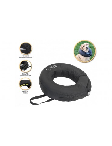 "Inflatable Protective Collar ""Dog care"""