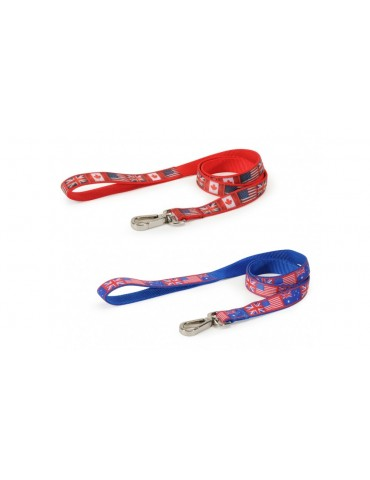 """Flags"" Leash"