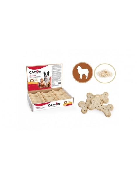Lamb & Rice Biscuits