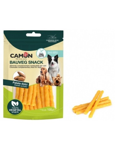 Snack Sticks With Sweet Potato