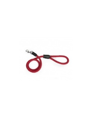 Rope And Leather Leash