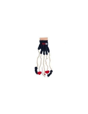 Cat's Toy Pendant Glove