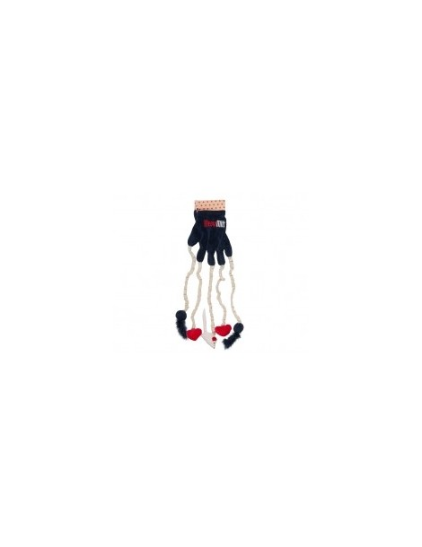 Cat's Toy Pendant Glove