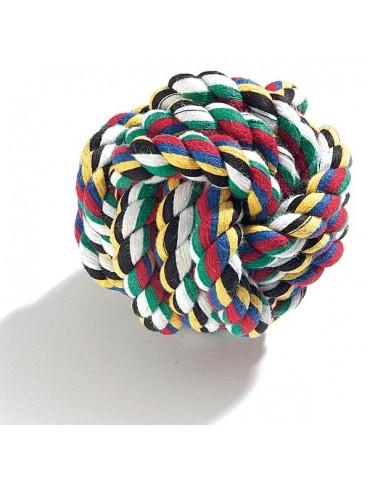 Training rope ball
