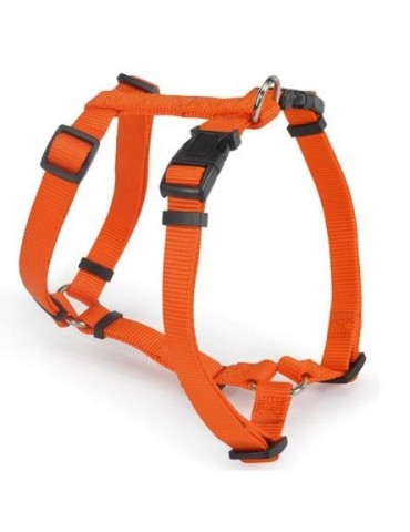 Nylon Harness with double adjustment 15 mm
