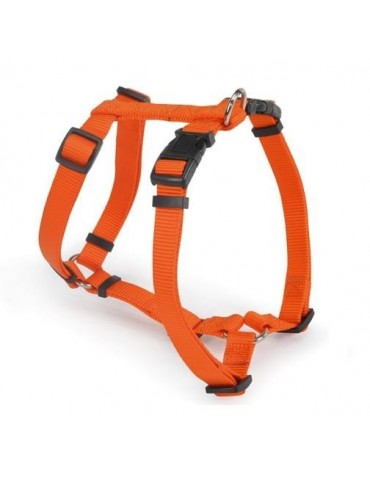 Nylon Harness with double adjustment 25 mm