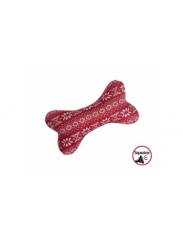 Plush Red Bone - Dog...