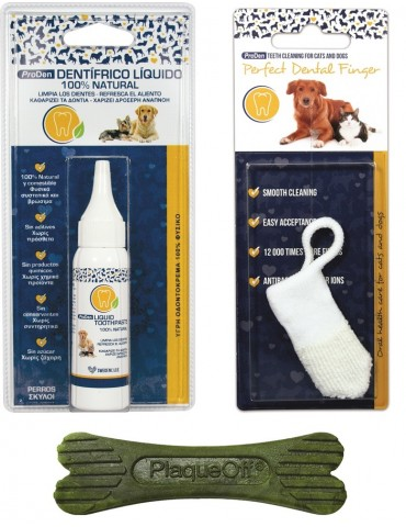 Dog Dental Pack