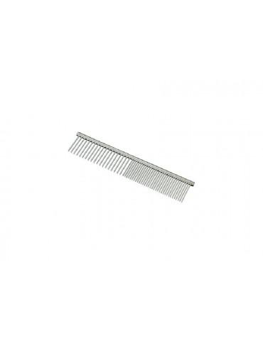 Chromium - plated comb 16 cm