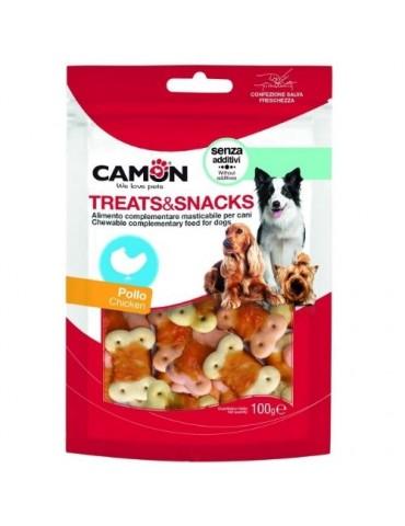 Μπισκότα με γεύση Κοτόπουλο-Λιχουδιά Για Σκύλους