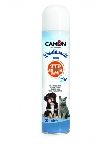 Pet repellent spray