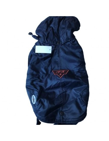 "Dog Jacket ""Blue Ocean"""